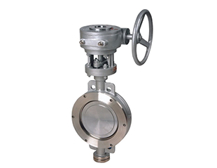 High Performance Butterfly Valve/Double Eccentric