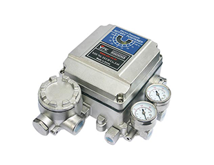 Electro-Pneumatic Positioner(Stainless Steel Type)