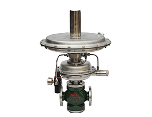 Differential Pressure and Flow Regulator