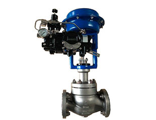 Top Guided Single Seated Control Valves