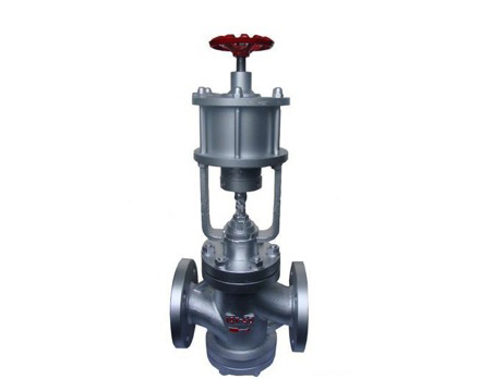 Cylinder Type Control Valve