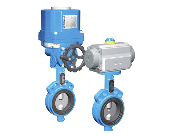 High-performance Butterfly Valves