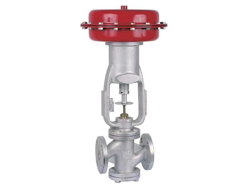 V.T Control Valve with Diaphragm Actuator